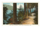 Lake Cohasset, Adirondacks, New York Prints