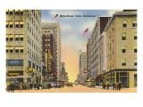 Main Street, Tulsa, Oklahoma Prints