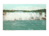 Canadian Shore, Niagara Falls Prints