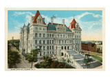 State Capitol, Albany, New York Psters