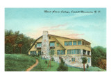 Maud Adams Cottage, Catskill Mountains, New York Prints