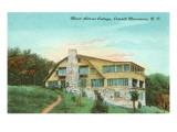 Maud Adams Cottage, Catskill Mountains, New York Prints