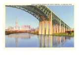 Lorain Carnegie Bridge, Cleveland, Ohio Prints