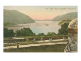 Hudson River from Westpoint, New York State Posters