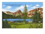 Wallowa National Forest, Oregon Poster