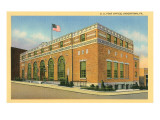 Post Office, Uniontown, Pennsylvania Poster