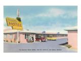 Yucca Motel, Las Vegas, Nevada Prints