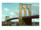 Brooklyn Bridge, New York City Photo