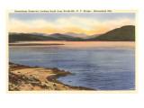 Sacandaga Reservoir, Northville, New York Posters