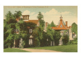 Washington Irving Home, Tarrytown, New York Posters