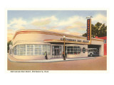 Greyhound Bus Depot, Portsmouth, Ohio Affiches