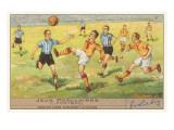 Popular Sports, Soccer Poster