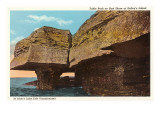 Table Rock, Kelley's Island, Ohio Art