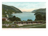 Hudson River, West Point, New York Prints