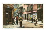 Chinatown, New York City Print