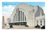Union Terminal, Cincinnati, Ohio Art
