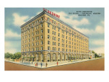 Hotel Berkshire, Reading, Pennsylvania Affiches