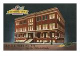 Elks Building, Tulsa, Oklahoma Prints