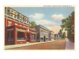 Fair Street, Kingston, New York Prints
