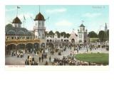 Luna Park, Cleveland, Ohio Prints