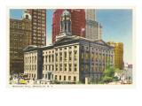 Borough Hall, Brooklyn, New York City Art