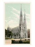 St. Patrick&#39;s Cathedral, New York City Posters