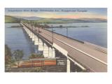 Susquehanna Bridge, Philadelphia, Pennsylvania Prints