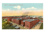 Goodrich Rubber Company, Akron, Ohio Art