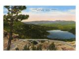 Donner Lake, Reno,  Nevada Stampe