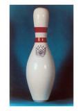 Bowling Pin Print