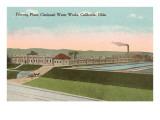 Filtration Plant, Cincinnati, Ohio Prints