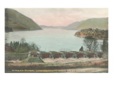 Hudson River from West Point, New York Prints