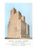 Henry Hudson Hotel, New York City Prints