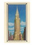 Chrysler Building, 1932, New York City Prints