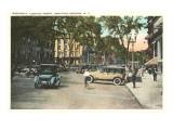 Broadway, Saratoga Springs, New York Posters