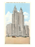 Waldorf-Astoria Hotel, New York City Posters
