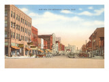 Downtown Lorain, Ohio Art