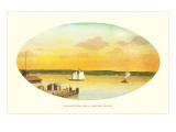 Haverstraw Bay, Hudson River, New York Prints