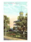Casino, Eldridge Park, Elmira, New York Print