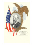 James A. Garfield Posters