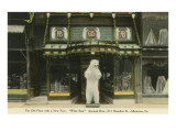 White Bear, Anewalt Brothers, Allentown, Pennsylvania Posters