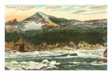 Cascades of the Columbia River, Oregon Prints