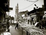 Egypt, Cairo, Islamic Quarter Fotografisk tryk af Michele Falzone