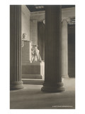 State in Lincoln Memorial Prints