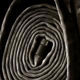 Rolled Hose Lámina fotográfica por Lydia Marano