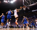 Dallas Mavericks v Oklahoma City Thunder - Game Three, Oklahoma City, OK - MAY 21: Thabo Sefolosha Photographic Print by Christian Petersen