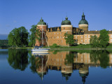 Gripsholm Castle, Mariefred, Sormland, Sweden Photographic Print by Steve Vidler
