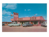 Mr. G's Diner, Roadside Retro Art