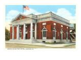 Post Office, Lebanon, Pennsylvania Print