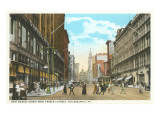 East Market Street, Philadelphia, Pennsylvania Prints